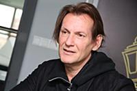 Актер Игорь Миркурбанов.