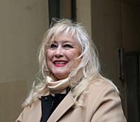 Актриса Ирина Мирошниченко.