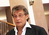 Актер Александр Домогаров.
