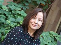 Актриса Евгения Добровольская.