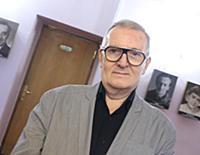 Театральный режиссер Юрий Еремин.