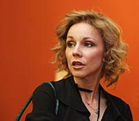 Актриса Марина Зудина.