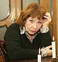 Певица Елена Камбурова.