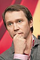 Актер Евгений Миронов.