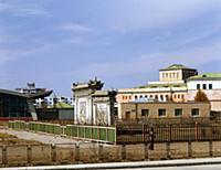 Города Монголии: Улан-Батор, Эрдэнэт, Дархан, Сухэ