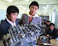 Монголия: Дети, образование, спорт. 1981-1983 годы.