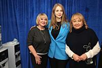Ирина Грибулина с дочерью Анастасией, Наталья Гвоз