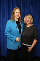 Ирина Грибулина с дочерью Анастасией. Вечер памяти