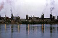 Днепровский металлургический завод. Днепродзержинс