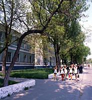 Днепродзержинск. Украина (Украинская ССР). 1981 го