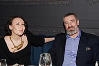 Сергей Бадюк. Премия «TOP Men Awards Russia». Рест
