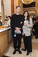 Александр Горбатов с супругой. Презентация сериала