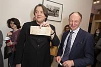 Константин Эрнст, Михаил Сеславинский. Презентация