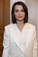 Ирина Муромцева. Презентация сериала «Угрюм-река».
