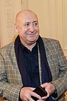 Мамед Агаев. Пресс-показ выставки «Гримерка Андрея