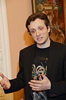 Андрей Райкин. Пресс-показ выставки «Гримерка Андр