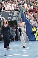 Ирина Алферова, Ксения Алферова, (1999). Архивные