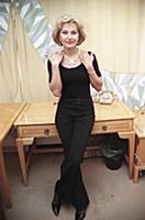 Елена Старостина, (1998). Архивные фотографии росс