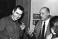 Карен Геворкян, Станислав Говорухин, (1993). Архив