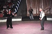 Наталья Гвоздикова, Евгений Жариков, (1996). Архив
