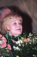 Люсьена Овчинникова, (1996). Архивные фотографии р