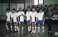 Сергей Минаев, Дмитрий Маликов, Юрий Белоус, Крис