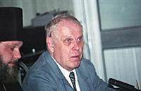 Владимир Солоухин, (1995). Архивные фотографии рос