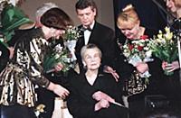 Тамара Макарова, Борис Токарев, Наталья Гвоздикова