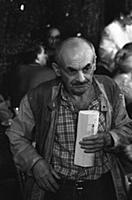 Булат Окуджава, (1992). Архивные фотографии россий