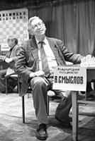 Василий Смыслов, (1992). Архивные фотографии росси