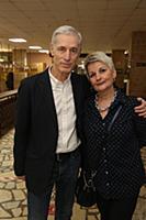 Сергей Варчук с супругой. Юбилейный вечер Заслужен