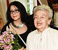 Надежда Носик, Людмила Лядова.