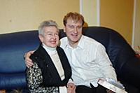 Людмила Лядова, Сергей Пенкин.