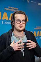 Александр Домогаров младший. Премьера фильма «Паль