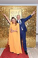 Церемония вручения премии «Keune Stars 2021»