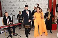 Наталья Антипова, Группа 'Alfa-Jazz', Станислав Бе