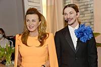 Наталья Антипова, Сергей Матреничев. Церемония вру
