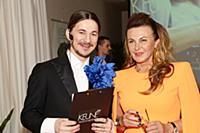 Сергей Матреничев, Наталья Антипова. Церемония вру