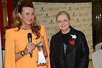 Наталья Антипова, Виктория Андреянова. Церемония в