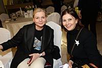 Виктория Андреянова, Светлана Хандабак. Церемония