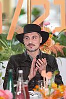 Дима Билан. Пресс-завтрак «Премии МУЗ-ТВ 20/21» в