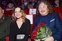 Юлия Проскурякова, Игорь Николаев. Праздничный веч