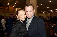 Марина Ичетовкина (Марина Левкина), Владимир Левки