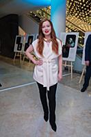 Юлия Савичева. Презентация фотопроекта «Я есть» в