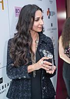 Певица Зара. Ежегодная премия журнала MODA topical