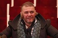 Виктор Низовой. Пресс-показ спектакля «Мертвые душ