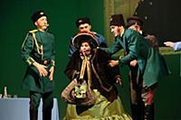 Ирина Муравьева. Пресс-показ спектакля «Мертвые ду