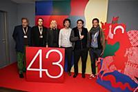 Пресс-конференция, посвященная фильму «Чрево моря»