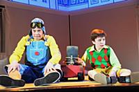 Преcc-показ спектакля «Малыш и Карлсон»
