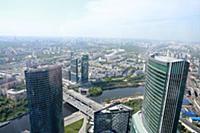 Виды Москвы. Весна 2021